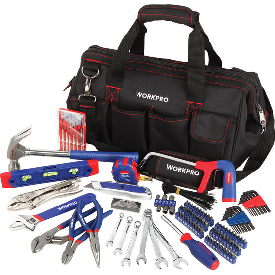 WORKPRO Tool Kit - 156 Piece, , scanz_hi-res