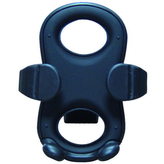 SCA Phone Holder - Flexible Arms, Vent Mount, Black, , scanz_hi-res