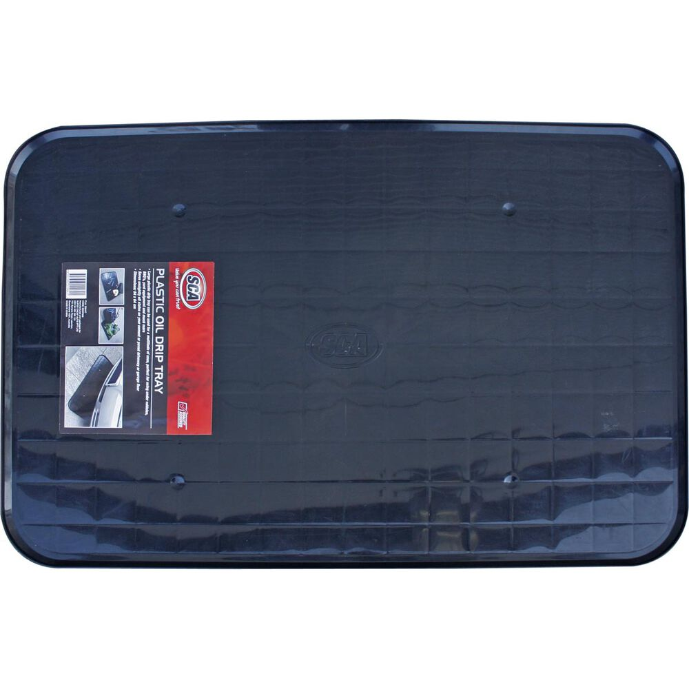 Sca Oil Drip Tray Plastic 950 X 650mm Supercheap Auto