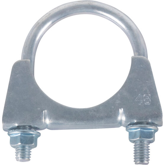 Spareco Exhaust Clamp -  C8, 48mm (1-7 / 8 inch), , scanz_hi-res