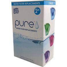Cool Gear Water Filter Refills 2 Pack, , scanz_hi-res