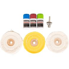 ToolPRO Polishing and Cleaning Set 3 Piece, , scanz_hi-res