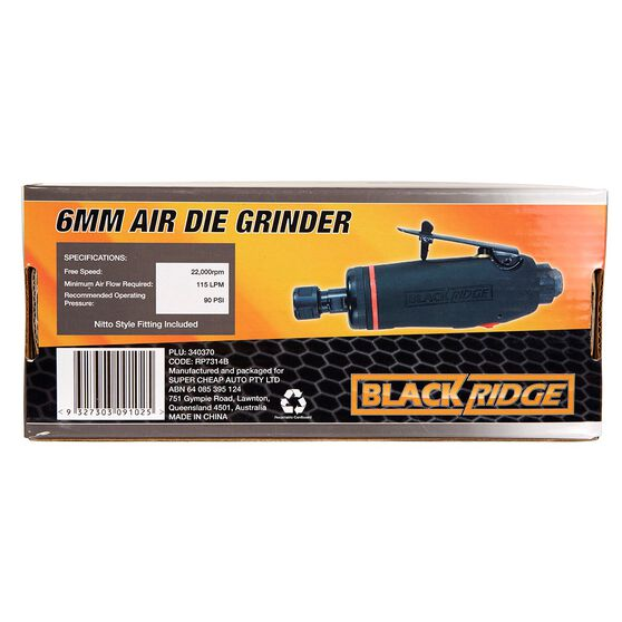 Air Die Grinder - 6mm, , scanz_hi-res
