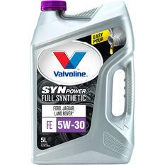 Valvoline Synpower FE Engine Oil 5W-30 5 Litre, , scanz_hi-res