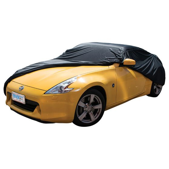 Coverall Show Car Cover Gold Protection - Suits Small / Medium Vehicles, , scanz_hi-res