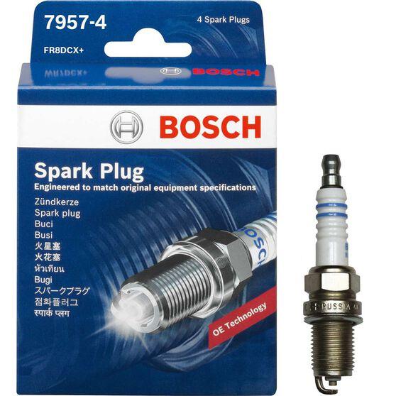 Bosch Spark Plug 7957-4 4 Pack, , scanz_hi-res