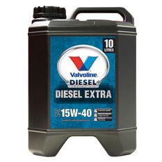 Valvoline Diesel Extra Engine Oil - 15W-40 10 Litre, , scanz_hi-res
