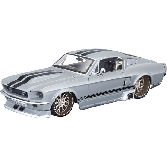 Die Cast, Ford Mustang GT - 1:24 scale model, , scanz_hi-res