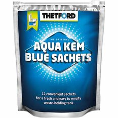 Aqua Kem Blue Sachets - 12 Pack, , scanz_hi-res
