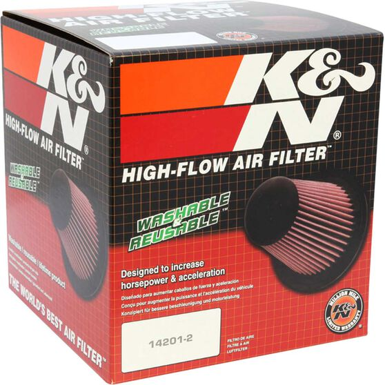 K&N Air Filter - E-0945 (Interchangeable with A1492), , scanz_hi-res