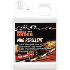 Ridge Ryder Mud Repellent Concentrate - 1 Litre, , scanz_hi-res