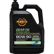 Penrite Gear Oil 80W-90 2.5 Litre, , scanz_hi-res