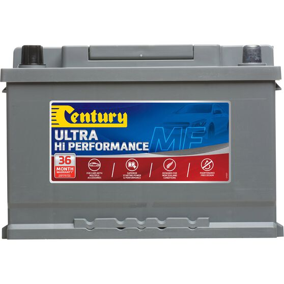 Century Car Battery - DIN66ZLAGMF, 710 CCA, , scanz_hi-res