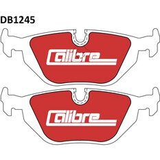 Calibre Disc Brake Pads - DB1245CAL, , scanz_hi-res