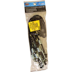 SCA Metal Hook Bungee Cord - 4-Arm, 80cm, , scanz_hi-res