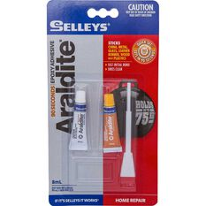 Selleys Araldite - Quick Set, 8mL, , scanz_hi-res