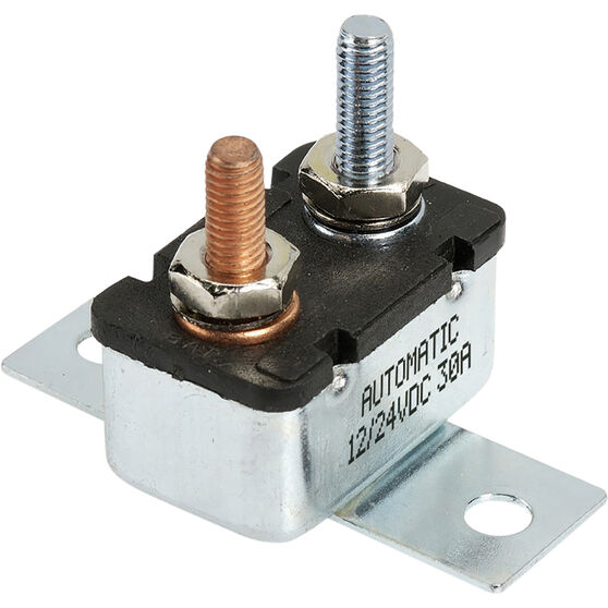 SCA Circuit Breaker Auto Reset - 30 AMP, , scanz_hi-res