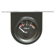 Trisco Volt Gauge Electrical 52mm, , scanz_hi-res