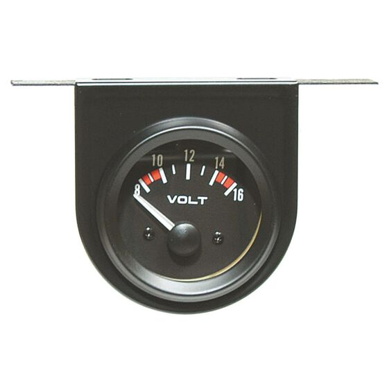 Trisco Volt Gauge - Electrical, 52mm, , scanz_hi-res