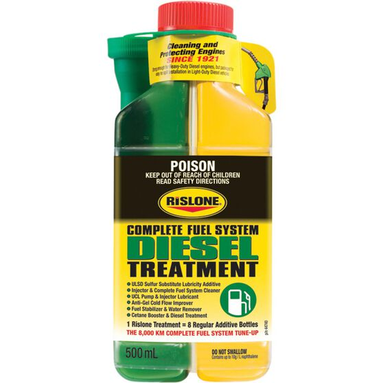 Rislone Complete Diesel Fuel System Treatment 500mL, , scanz_hi-res
