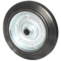 SCA Wheel Metal Rim - 250 x 50mm, Rubber, , scanz_hi-res