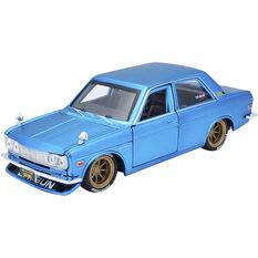 Die Cast 1971 Datsun 510 1:24 Scale Model, , scanz_hi-res
