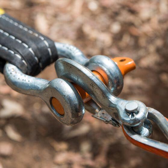 Ridge Ryder Clevis Hook w / Latch - 3 / 8 inch, , scanz_hi-res
