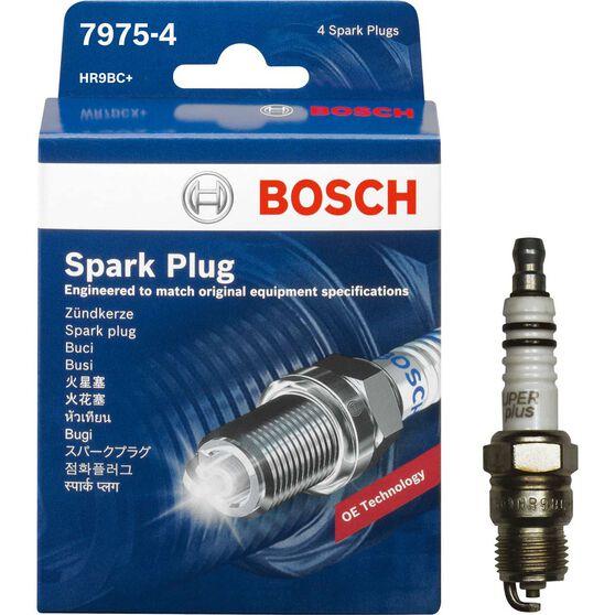 Bosch Spark Plug - 7975-4, 4 Pack, , scanz_hi-res