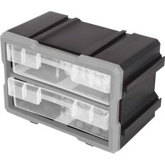 ToolPRO Connectable Organiser - 2 Drawer, , scanz_hi-res