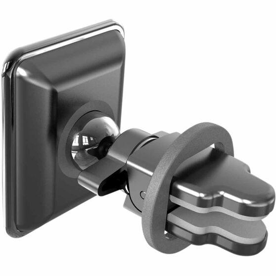 Cabin Crew Phone Holder - Vent Mount, Magnetic, Black, , scanz_hi-res