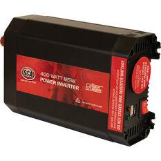 SCA Modified Sine Wave Power Inverter 400W, , scanz_hi-res