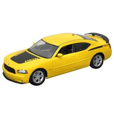 Diecast Model Charger - 1:24 Scale Car, , scanz_hi-res