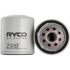 Ryco Oil Filter - Z418, , scanz_hi-res