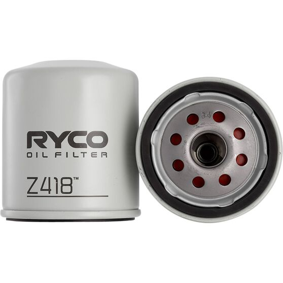 Oil Filter - Z418, , scanz_hi-res