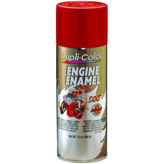 Dupli-Color Engine Enamel Aerosol Paint - Ford Red, 340g, , scanz_hi-res