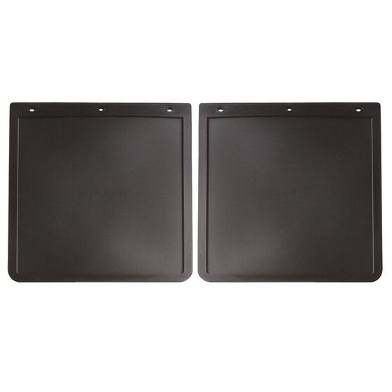 SCA 4WD Mudguards - Pair, 235mm x 255mm, , scanz_hi-res