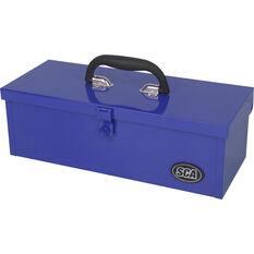 SCA Metal Tool Box - Blue, , scanz_hi-res