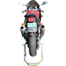 SCA Motorcycle Stand Aluminium, , scanz_hi-res