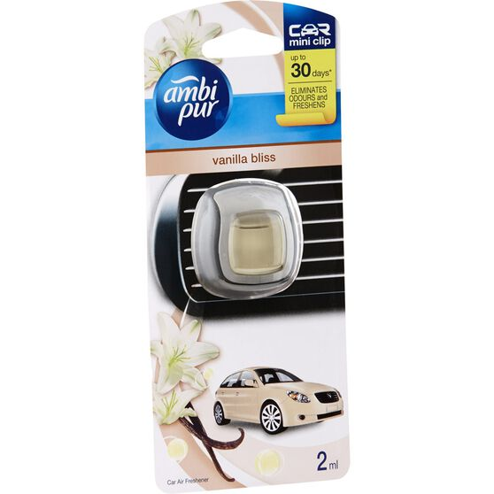 Ambi Pur Mini Air Freshener - Vanilla, 2mL, , scanz_hi-res
