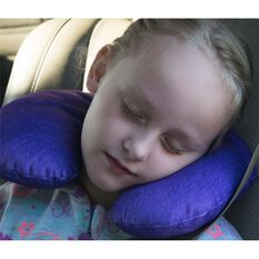 Little Car Neck Pillow-Purple, Single, , scanz_hi-res