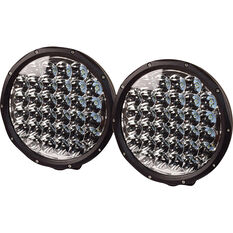Driving Light Kit - 9 Inch, LED, with Harness, , scanz_hi-res