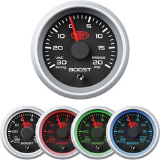 SAAS Boost Gauge Black 52mm, , scanz_hi-res