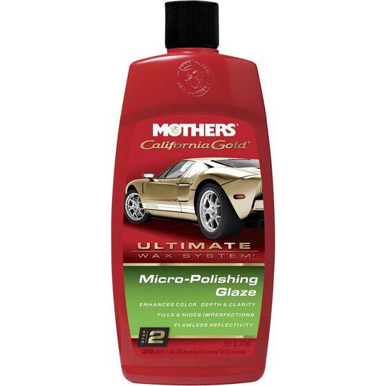 Mothers California Gold Micro-Polishing Glaze - 473mL, , scanz_hi-res