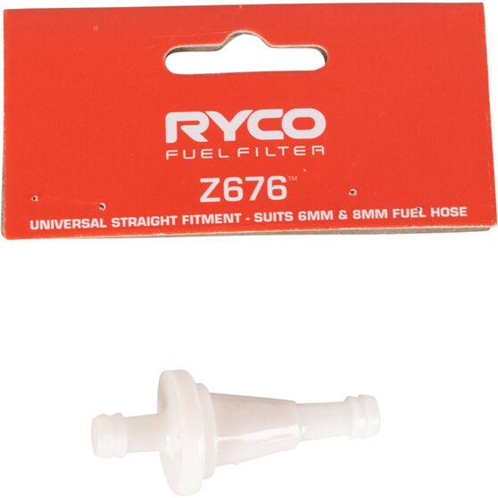 Ryco Fuel Filter - Z676, , scanz_hi-res