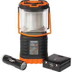 Lantern & Torch Combo - L2, LED, Li-Ion, , scanz_hi-res