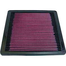 K and N Air Filter - 33-2045 (Interchangeable with A489), , scanz_hi-res