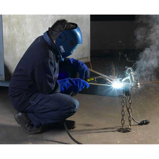 Cigweld Solid Mig Welding Wire Mini Spool - 0.9kg, 0.8mm, , scanz_hi-res