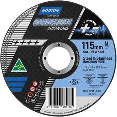 Norton Cordless Grinding Disc - 115mm, , scanz_hi-res