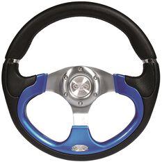 Steering Wheel - Bathurst Blue, 320mm, , scanz_hi-res
