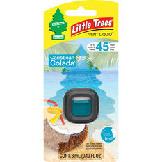 Little Trees Vent Air Freshener - Carabean Collada, 3mL, , scanz_hi-res